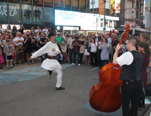 New York – flashmob